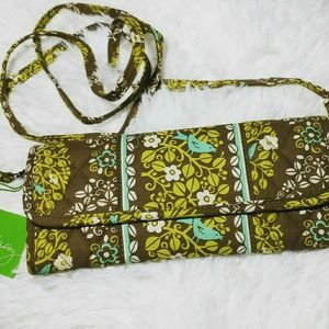 Vera Bradley Sittin In A Tree Print Wallet